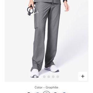 Fig scrub pants